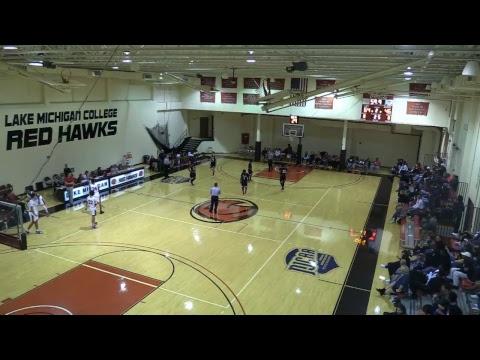 Lake Michigan College Women's Basketball vs Andrews University
