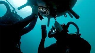 Navy Explosive Ordnance Disposal – EOD