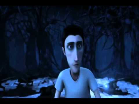 Award Wining Animated Short Film-In Sickness
