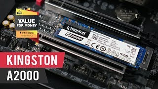 kINGSTON A2000 Review - Top performance mainstream SSD