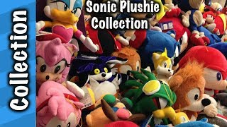 Sonic Plushie Collection Collection