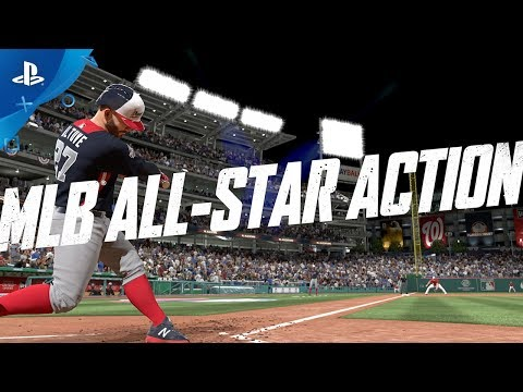MLB The Show 18 – All Star Trailer | PS4