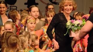 Финал отчетного концерта школы танцев МАРТЭ