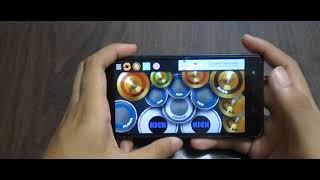 BLACKPINK - DDU-DU DDU-DU ( Real Drum App Cover)