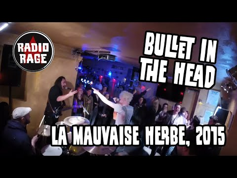 Radio Rage - Bullet In The Head Live @ La Mauvaise Herbe, Calais