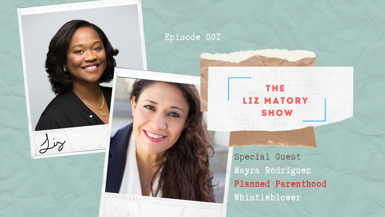 The Liz Matory Show Ep 001 - Special Guest Mayra Rodriguez