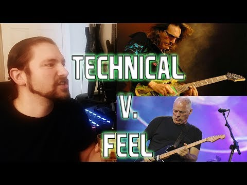 TECHNICAL SOLOS SUCK!!!.......(if you're a pleb) | Mike The Music Snob