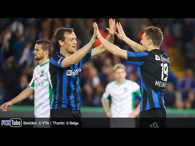 2013-2014 - Jupiler Pro League - 30. Club Brugge - Cercle Brugge 2-0
