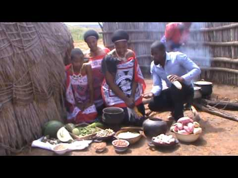Swazi traditional food