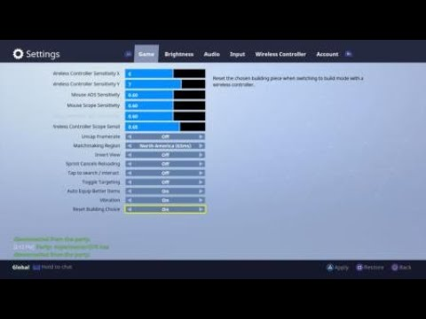 News How To FIX Fortnite Zoomed In On PS4 AND XBOX WITH