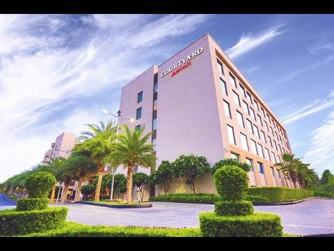 Best Hotel in Agra - Courtyard by Marriott