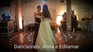 Valsa da Cinderela Studio de Dança  Dois Pra Lá Dois Pra Cá
