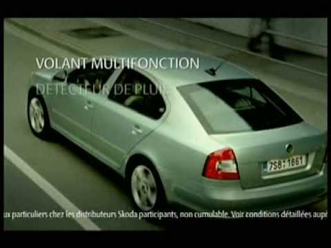 Skoda Octavia Commercial (France 2009)