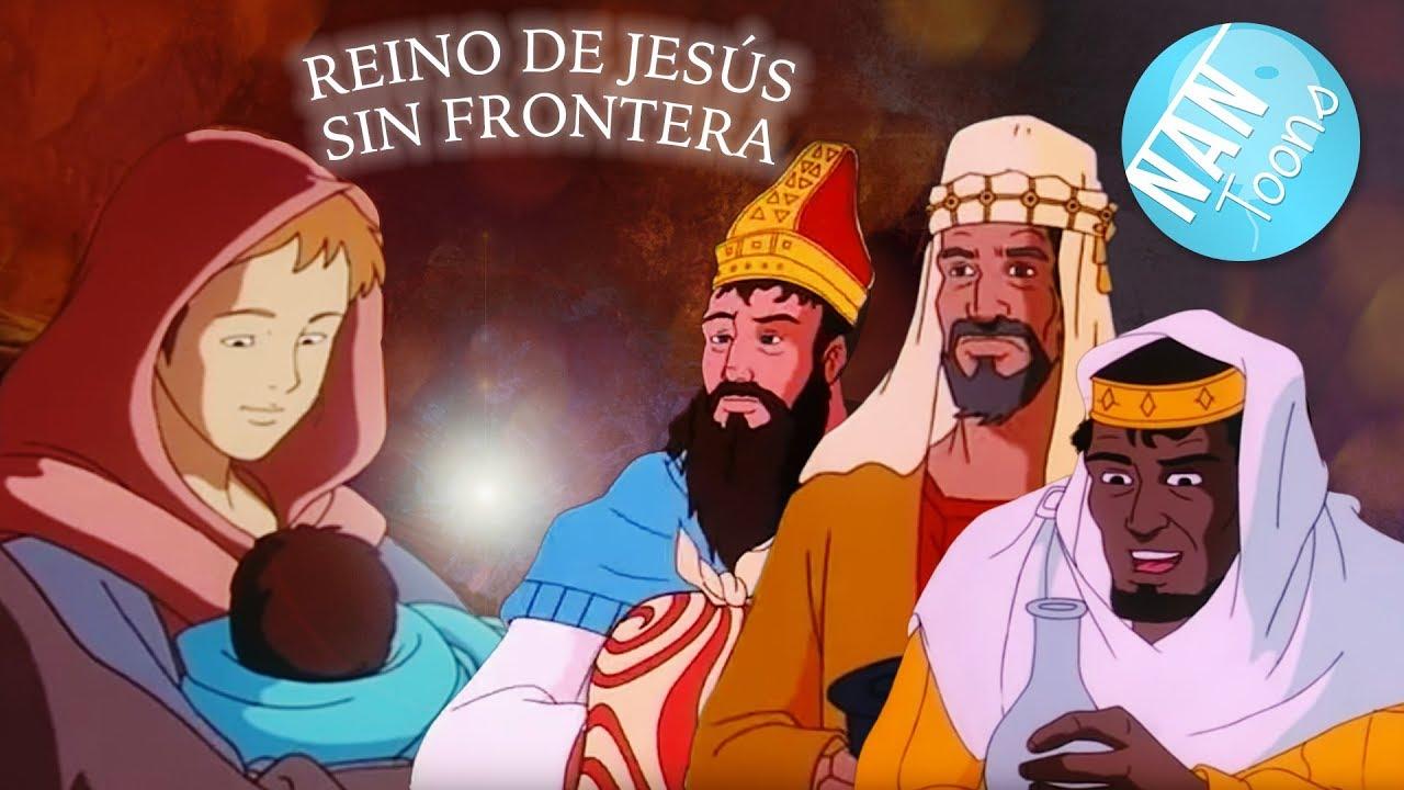 Ver JESÚS pelicula completa en español | dibujos animados | Biblia para niños | La vida de Jesús en Español