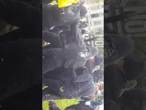 Antifa Violently Beat Up Trump Supporter (Berkeley)