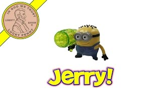 Jerry Whizzer Whistle #4 Despicable Me 2 - 2013 McDonald