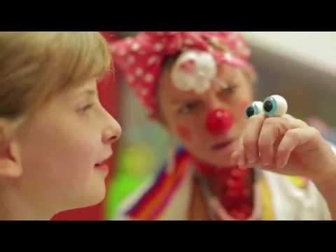 Mondeléz - Clown Doctors