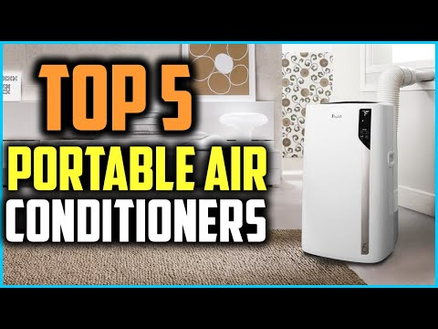 Top 5 Best Portable Air Conditioners 2020 Reviews