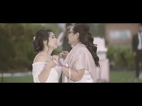 Baile de madre e hija en dia de boda (Mi primer amor)