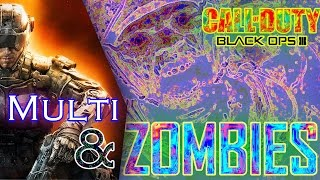 Call of Duty Black Ops 3 | Zombies & Multiplayer: The Indecisive Gamers!!! (Live Stream)