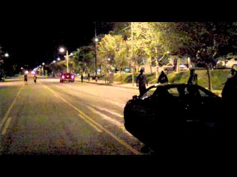 Asylum Racing Turbo Integra VS Generation Supercharged Truck Street Racing