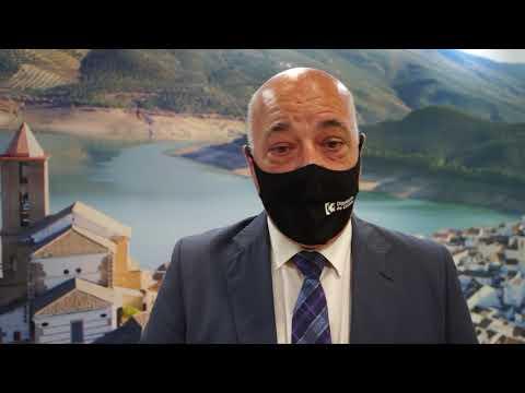 VIDEO ENTREVISTA FITUR 2021: Antonio Ruiz, presidente de la Diputación de Córdoba.