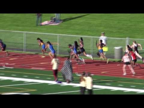 Lincoln Way East High School. 4 x 100 (2016 Sectionals)