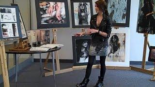 IB Visual Arts || Concentration Interview || Razieme Iborra