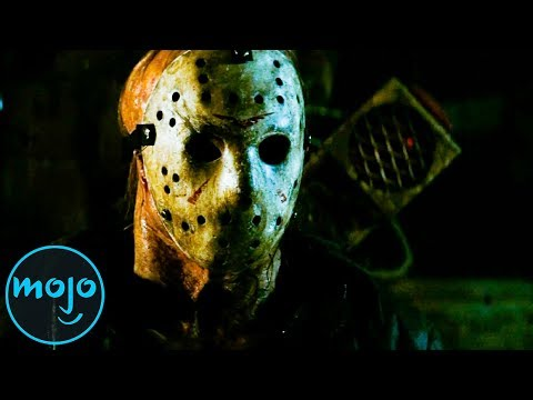 Top 10 Friday the 13th FINAL GIRLS