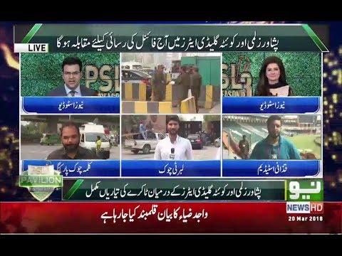 PSl : Peshawar Zalmi, Quetta Gladiators face off today in Lahore eliminator