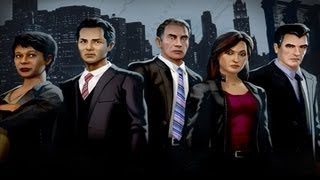 CGRundertow LAW & ORDER LEGACIES: EPISODE 1: REVENGE for PC Video Game Review