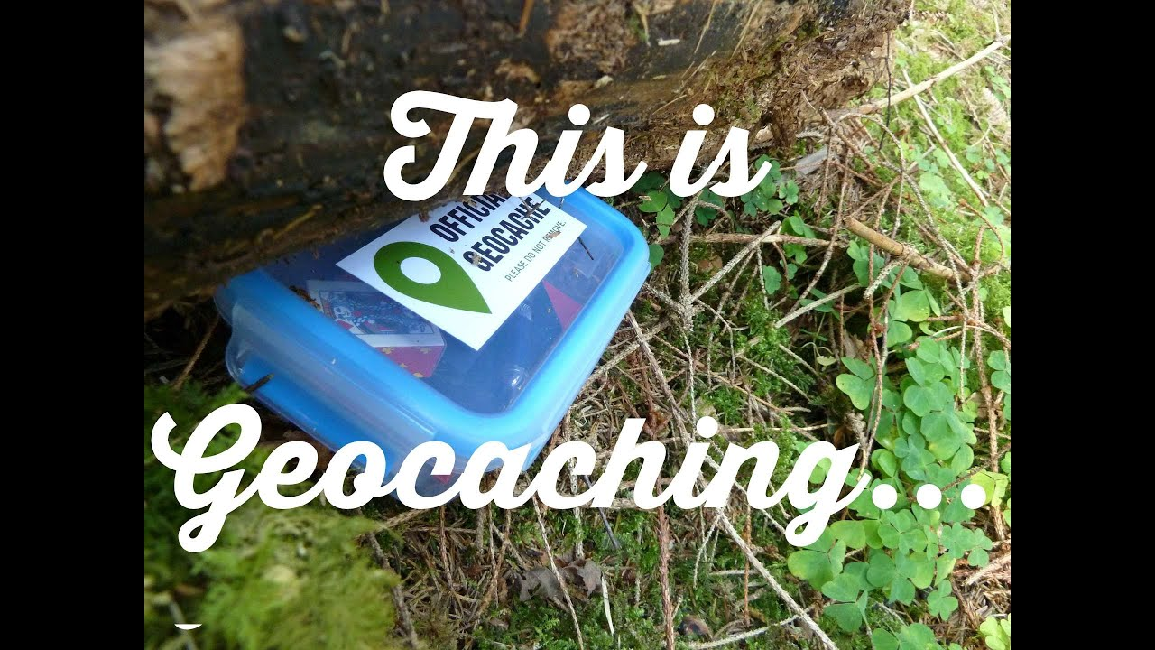 What Is Geocaching Youtube