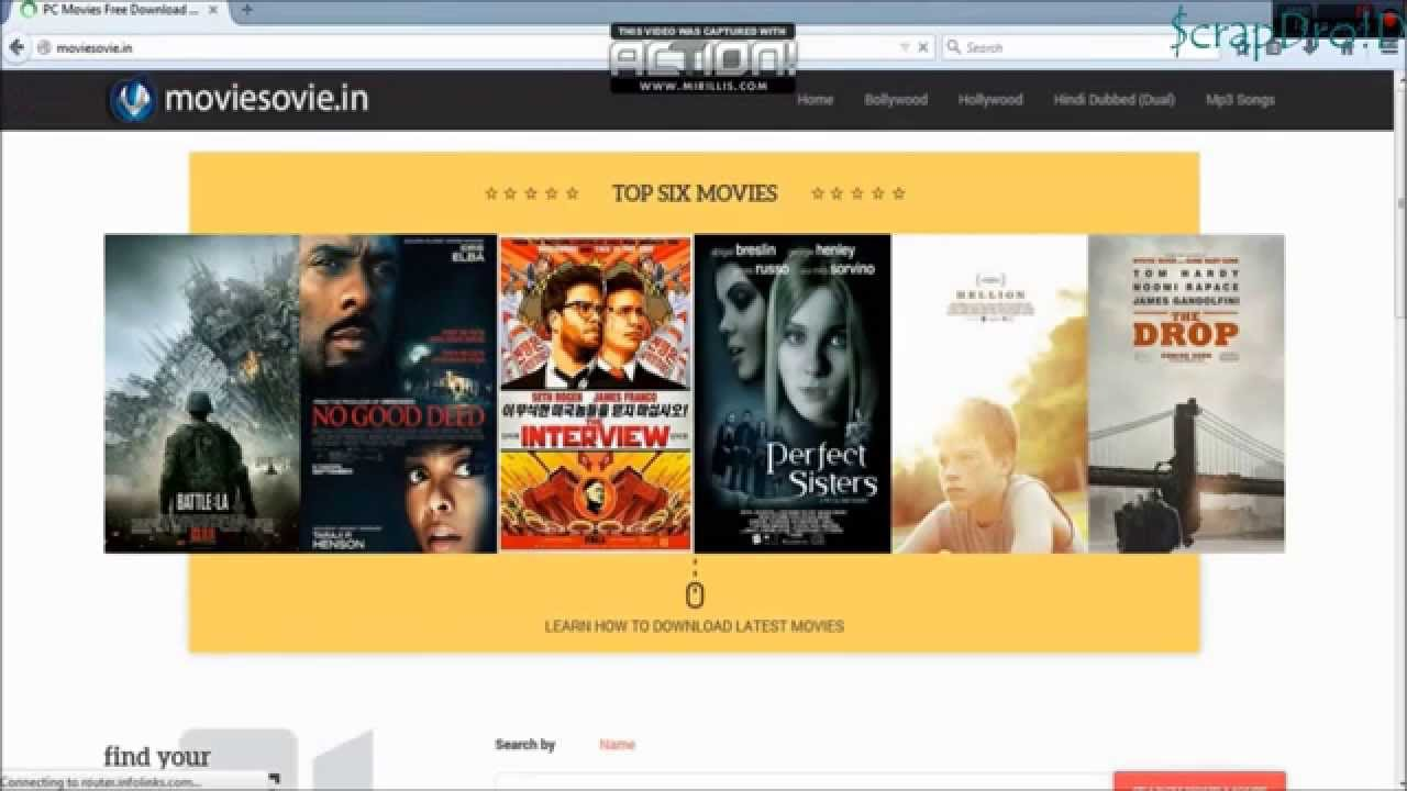 where from i can download movies free