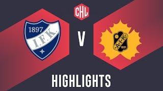 Highlights: IFK Helsinki vs. Skellefteå AIK