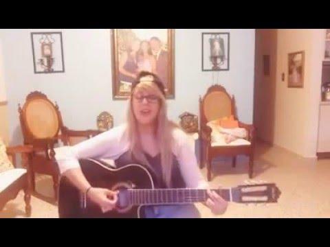 Hello Adele 25 in acoustic Spanish version, hello
