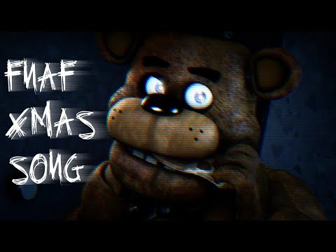 [SFM FNAF] Five Nights at Freddy's Christmas Song by JT Music
