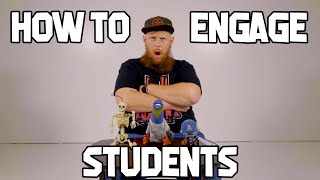 How to Engage Students in training
