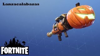 Halloween was wonderful / Pumpkin Launcher Fortnite: Saving the world #149