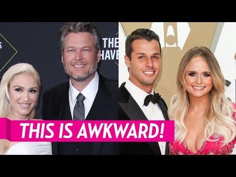 Blake Shelton And Miranda Lambert Throw Shade, Plus All The Moments You Missed At The CMAs