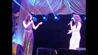 Conchita Wurst & Ruth Lorenzo - Purple rain (Shangay Pride 04/07/2014)