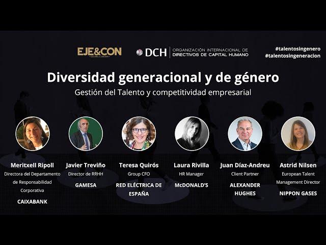 Diversidad generacional y de género: Gestión del Talento y competitividad empresarial