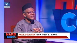 Hard Copy: El-Rufai Clears The Air Over Shiites/El-Zakzaky Controversy