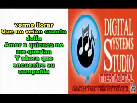 El Varon De La Bachata    No Es Brujeria Pista Karaoke