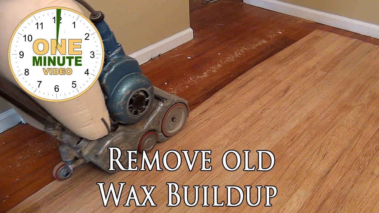 How to remove wax buildup from hardwood floors meze blog for Wood floor wax remover