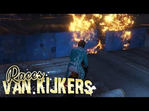 DAAR KOM IK, HELP! - Races vaan Kijkers #52 (GTA V Online Funny Races)