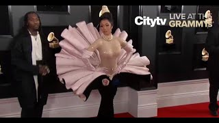 Cardi B really came out of her shell | Citytv LIVE at the GRAMMYs