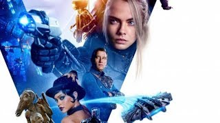 Rihanna & Valerian and The City of a Thousand Planets Unofficial Video HD