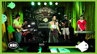DUSK & Esterina live @ Jumping Fish Studio by Cosmote (trailer)