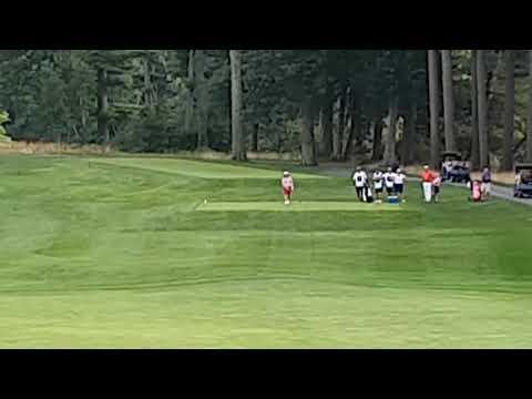 Molly & Morgan Smith at Women's City Golf