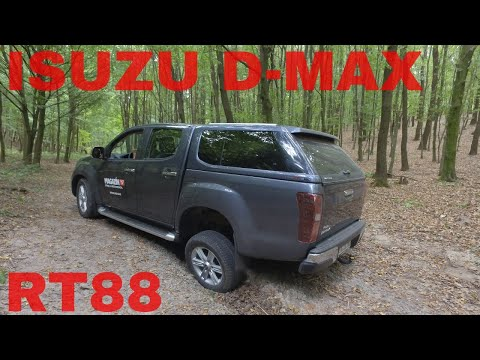ISUZU D-Max RT88 2017 double cab